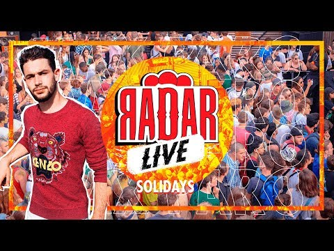 Youtube: Max Paro«Littérature» en live à Solidays – Scène RADAR