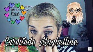Curvitude Maybelline Primeras Impresiones ¿es un buen delineador?