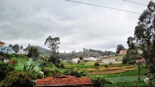 Nilgiri Mountain Railway during Monsoon -Beauty of Ooty-Coonoor stretch