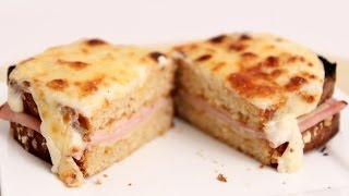 Croque Monsieur Recipe - Laura Vitale - Laura in the Kitchen Episode 732