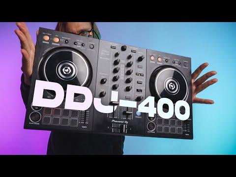 Pioneer DDJ 400 Rekordbox Controller - Demo & Review