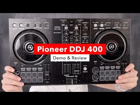 Pioneer DDJ 400 Rekordbox Controller - Demo & Review