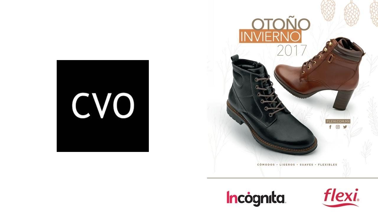 f6d89899 Catálogo Incógnita de Calzado FLEXI Colección Otoño-Invierno 2017 ...