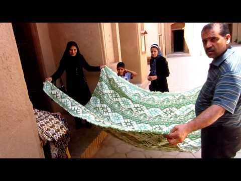 Alexander Prison | Yazd | Travel to Iran 2012 | Go Backpacking | Trip to Persia