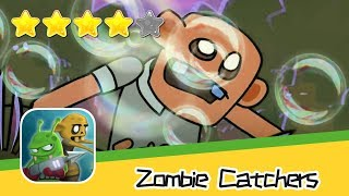 Zombie Catchers Day97 Walkthrough Let's Start The Business! Recommend index four stars
