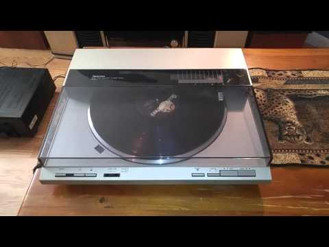 Download Youtube: Technics SL DL1 Linear Turntable