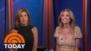 Kathie Lee Gifford And Hoda Kotb Talk Emmys, Hoda's Ziploc Bag Purse, More | TODAY