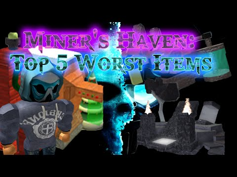 Miners Haven Top 5 Worst Reborn Items Roblox - MP3 MUSIC