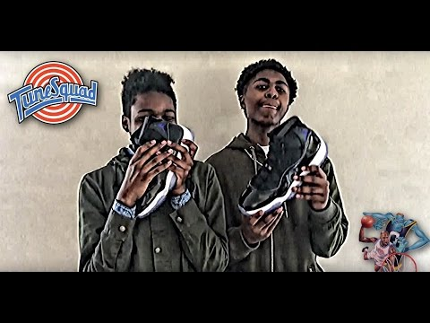 Space Jam Vlog Jordan Retro11's We Copped 17 Pair's