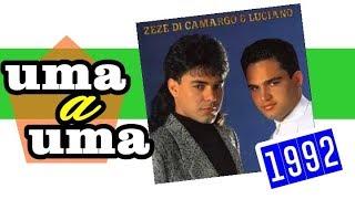 Baixar 1992 | Uma a Uma ♪ Zezé Di Camargo e Luciano