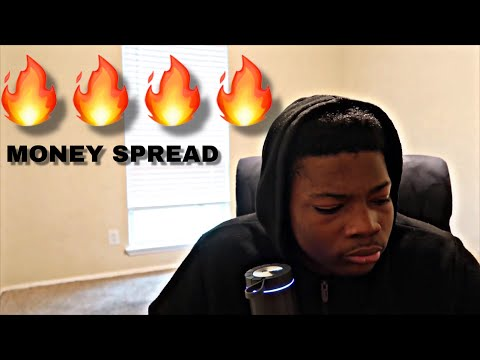 Lil Uzi Vert - Money Spread feat. Young Nudy  (REACTION)