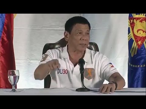 Filipino President Blast US For Human Rights Violations Of Killing Black Americans