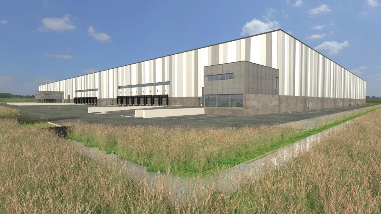 Goodman Boom Logistics Centre - the new opportunity in Belgium