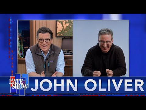 John Oliver Took The