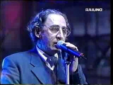 La canzone dell'amore perduto - Franco Battiato