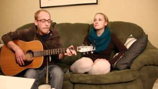 Damien Rice - Volcano Cover (by Mike & Claudia)