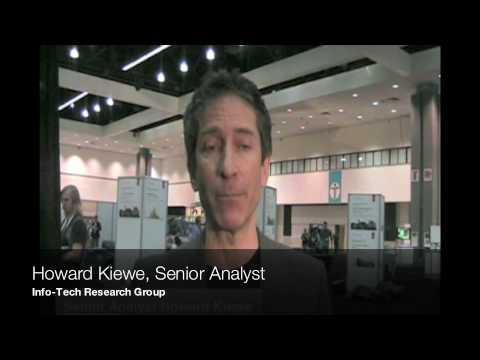 Adobe Flash iPhone - Info-Tech Analyst Howard Kiewe