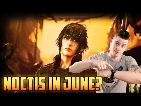 """TEKKEN 7 Noctis Release """"Early"""" 2018? (Summer)"""