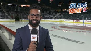 OILERS TODAY | Post-Game at CGY