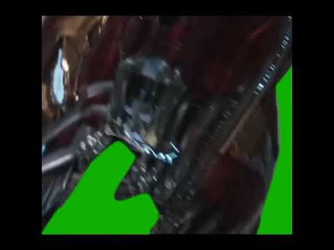 Iron Man Nano Technology Suit-Up Video Green Screen Effect #ironman#robertdowneyjr#RDJ #shorts