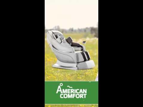 עדכון מעודכן אמריקן קומפורט - סרטון פרסומת - YouTube WM-43