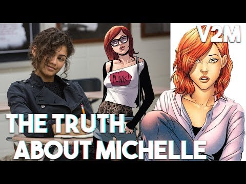 The TRUTH about Michelle/MJ in Spider-Man: Homecoming