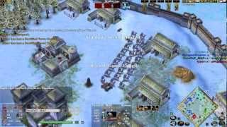 Age of mythology the TITANS 2v2 online