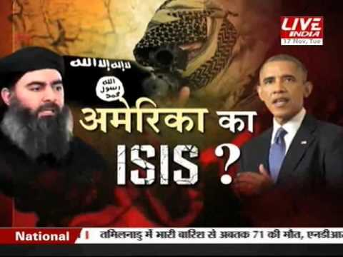 Documentary on ISIS on Live India News Channel -Siddharth Sharma