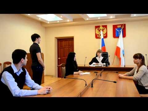 видео: допрос свидетеля Гражданский процесс