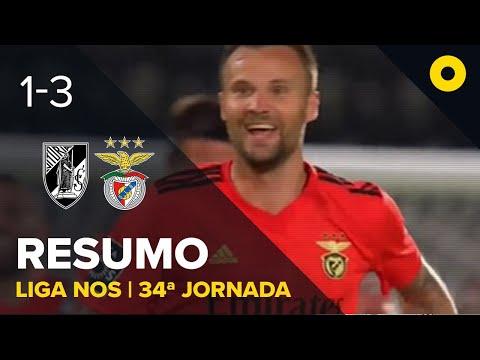 Resumo: Vitória SC 1-3 Benfica - Liga NOS | SPORT TV