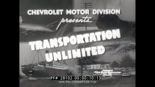 """Download 1949 CHEVROLET TRUCK AND BUS PROMOTIONAL FILM """"TRANSPORTATION UNLIMITED"""" 28102 Mp3 and Videos"""