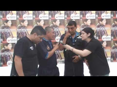 Backstage Defensa Civil