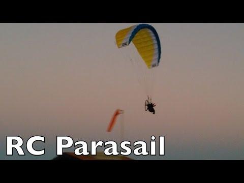 Hacker RC Motorized Parasail