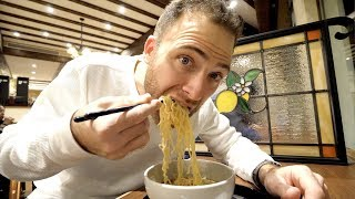 Exquisite JAPANESE Food + 10pm RAMEN at Mount Fuji Spa Hotel | Yamanashi, Japan