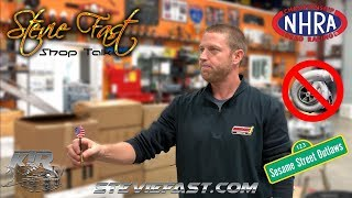 """Stevie Fast Discuss """"Turbo Pro Mods and Sesame Street Outlaws"""""""