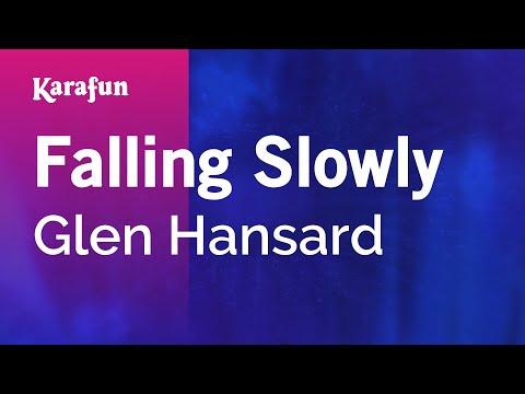 Karaoke Falling Slowly  Glen Hansard *