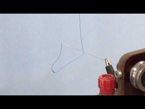 Decupare polistiren pe CNC 2D
