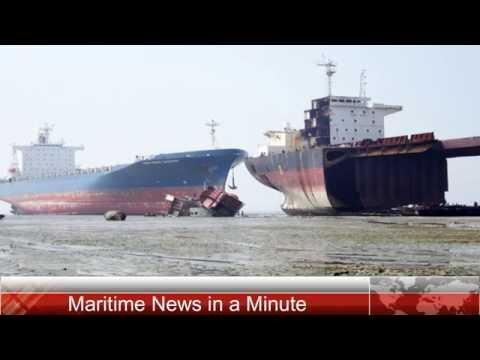 Explosion At Chittagong Ship Breaking Yard Injures Eight