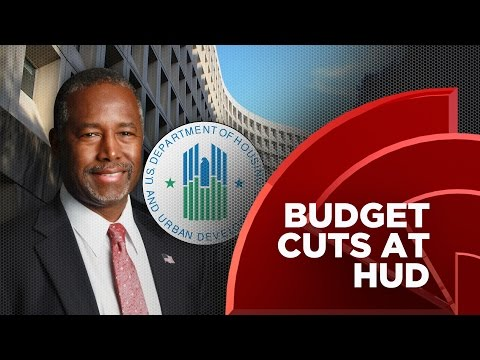 Trump Administration Considers $6B In Cuts To HUD's Budget