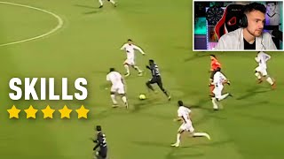 ASI JUEGA UN SKILLER DE FIFA EN LA VIDA REAL!!