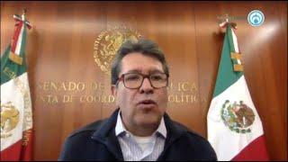 """""""Los 'dealers' desaparecerán"""": Ricardo Monreal sobre la despenalización de la marihuana"""
