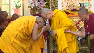 His Holiness keeping very well, nothing to worry about: Personal Physician Dr Tsetan Dorjee