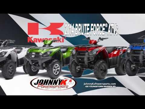 Johnny Ks  Kawasaki ATV and Side by Side Fall 2013 15HD