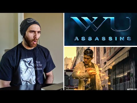 wu-assassins-|-official-trailer-reaction