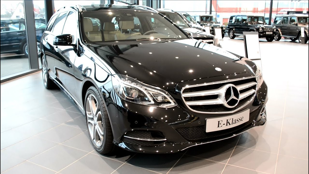 2014 new mercedes benz e class w212 e klasse e 350 t bluetec youtube. Black Bedroom Furniture Sets. Home Design Ideas