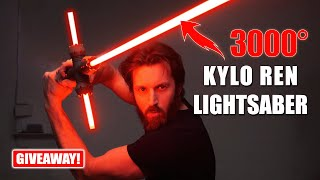 Download 3000° Kylo Ren Lightsaber! (+ GIVEAWAY!) Mp3 and Videos