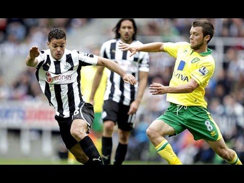 Hatem Ben Arfa Vs Norwich City (Home) -12/13 - Newcastle United