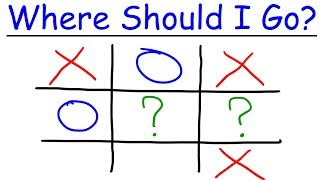 How To Win The Tic Tac Toe Game   The Easy Way!