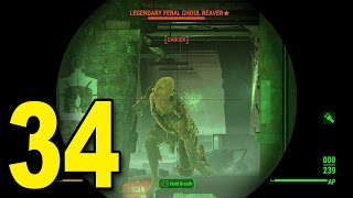 Fallout 4 - Part 34 - I Sh t Myself Let s Play Walkthrough Gameplay