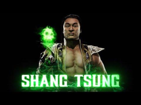 Mortal Kombat 11 shang tsung klassic tower gameplay ps4